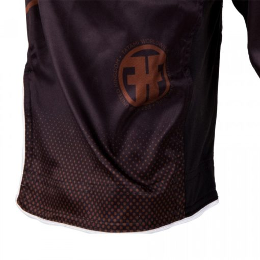 tatam ibjjf shorts 2017 brown detail 1