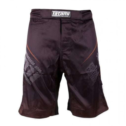 tatam ibjjf shorts 2017 brown front 1