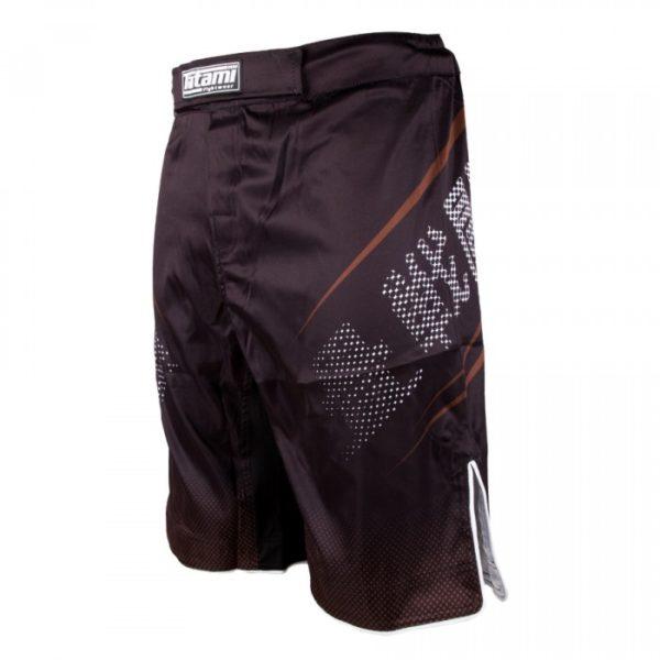 tatam ibjjf shorts 2017 brown side 1