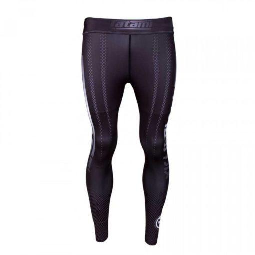 tatami ibjjf spats black spats front