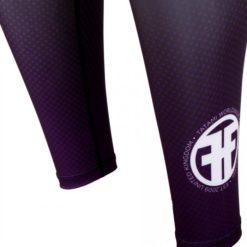 tatami ibjjf spats purple detail1
