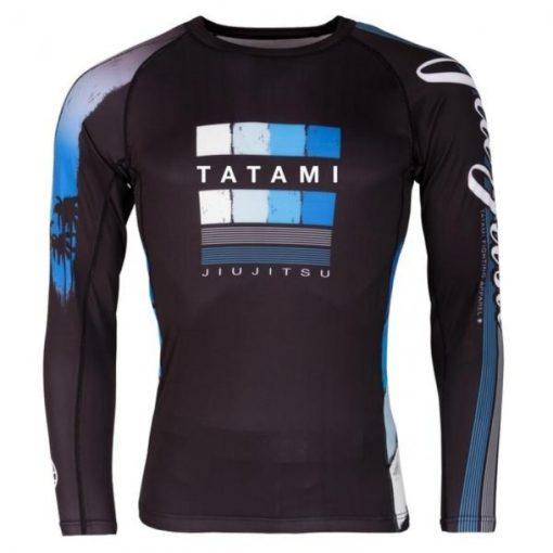 tatami rashguard go with the flow3