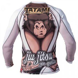 tatami rashguard zen gorilla 2