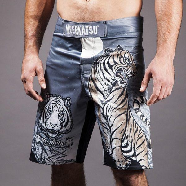 tiger shorts 1