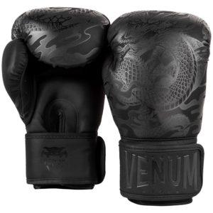venum boxningshandskar dragons flight svart svart 3