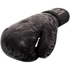 venum boxningshandskar dragons flight svart svart 4