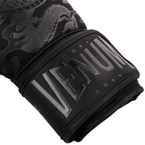 venum boxningshandskar dragons flight svart svart 5