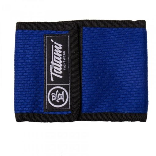 wallet blue